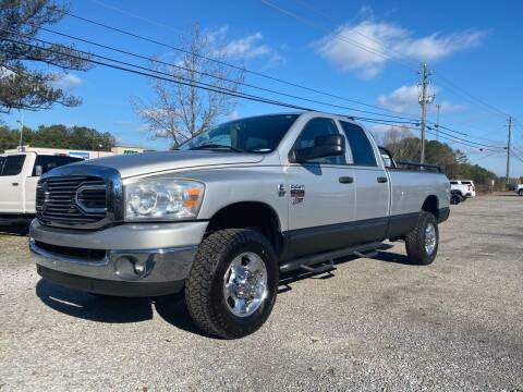 2007 Dodge Ram Pickup 2500 for sale at 216 Auto Sales in Mc Calla AL