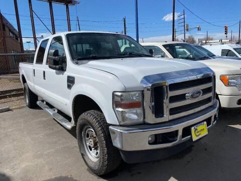 2009 Ford F-350 Super Duty for sale at New Wave Auto Brokers & Sales in Denver CO