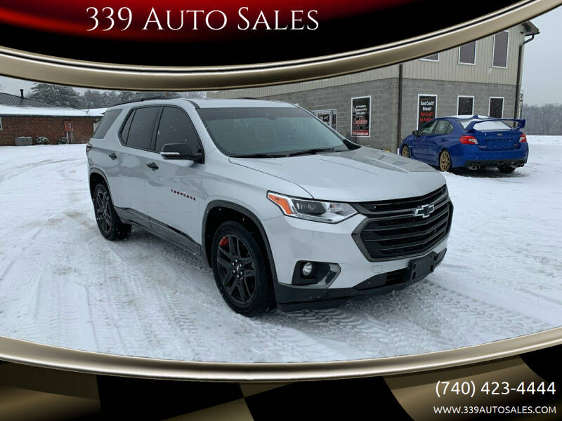 2018 Chevrolet Traverse for sale at 339 Auto Sales in Belpre OH
