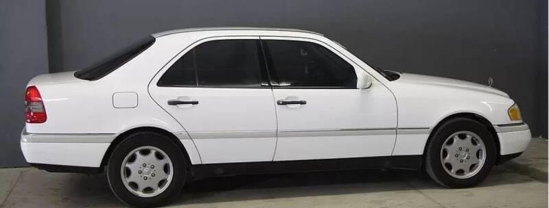 1995 Mercedes-Benz C-Class for sale at McQueen Classics in Lewes DE