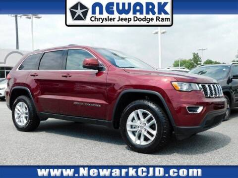 2018 Jeep Grand Cherokee for sale at NEWARK CHRYSLER JEEP DODGE in Newark DE