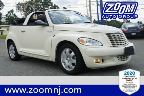 2005 Chrysler PT Cruiser for sale at Zoom Auto Group in Parsippany NJ