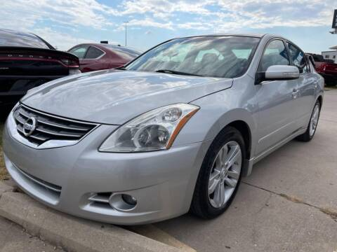 2012 Nissan Altima for sale at Lumpy's Auto Sales in Oklahoma City OK