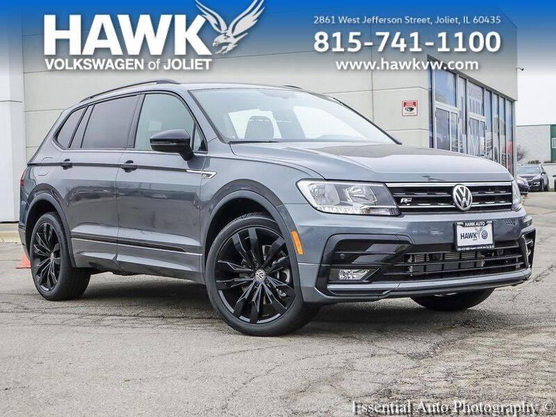 2021 Volkswagen Tiguan for sale in Joliet, IL