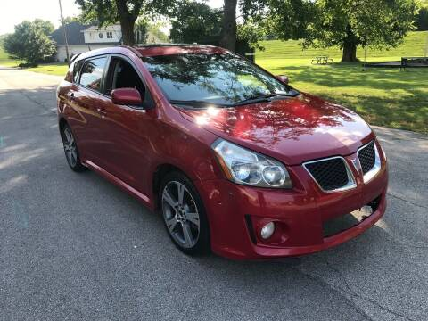 2009 Pontiac Vibe for sale at Eddie's Auto Sales in Jeffersonville IN