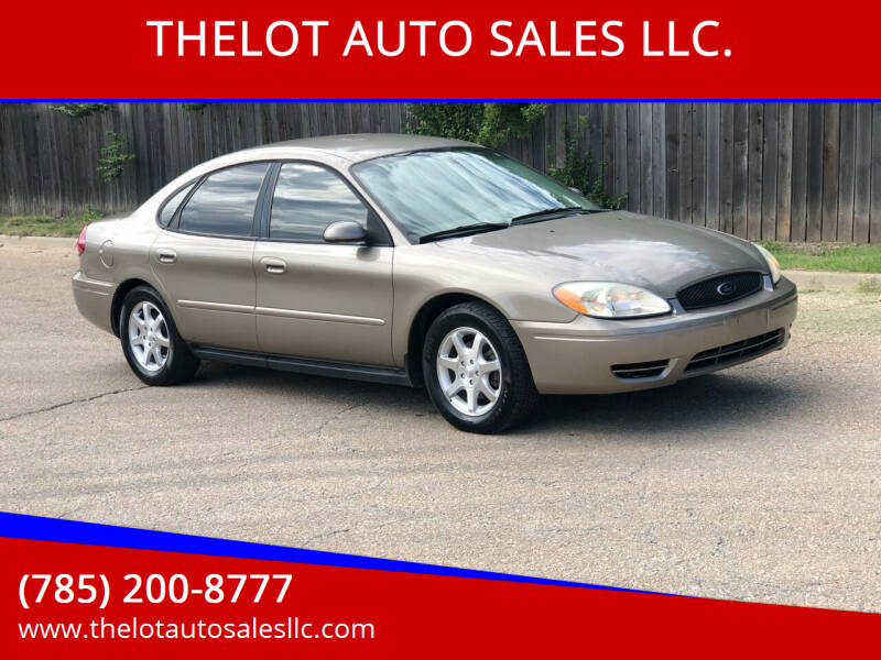 2006 Ford Taurus for sale at THELOT AUTO SALES LLC. in Lawrence KS