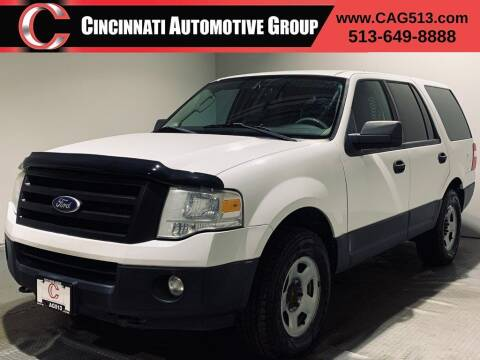2010 Ford Expedition for sale at Cincinnati Automotive Group in Lebanon OH