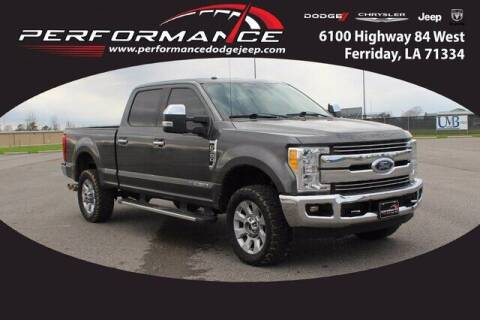 2017 Ford F-350 Super Duty for sale at Performance Dodge Chrysler Jeep in Ferriday LA
