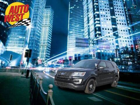 2018 Ford Explorer for sale at Autowest of GR in Grand Rapids MI