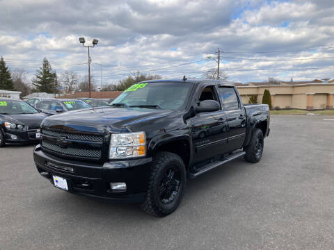 2011 Chevrolet Silverado 1500 for sale at Majestic Automotive Group in Cinnaminson NJ