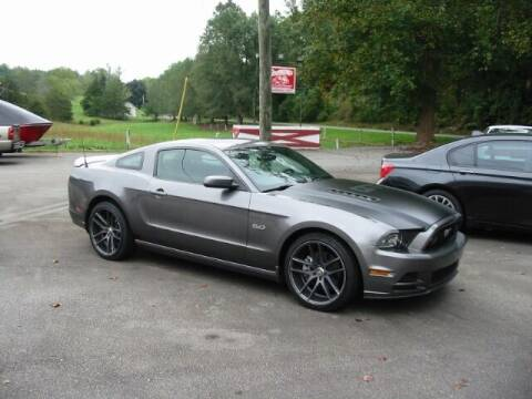 2014 Ford Mustang for sale at Southern Used Cars in Dobson NC