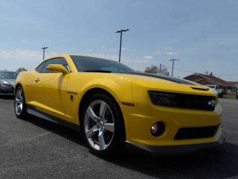 2010 Chevrolet Camaro for sale at TAPP MOTORS INC in Owensboro KY