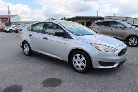 2016 Ford Focus for sale at Auto Credit Xpress in North Little Rock AR