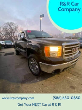 2013 GMC Sierra 1500 for sale at R&R Car Company in Mount Clemens MI