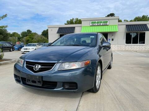 2005 Acura TSX for sale at Cross Motor Group in Rock Hill SC