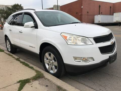 2010 Chevrolet Traverse for sale at 5 Stars Auto Service and Sales in Chicago IL