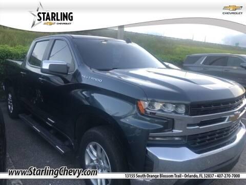 2019 Chevrolet Silverado 1500 for sale at Pedro @ Starling Chevrolet in Orlando FL