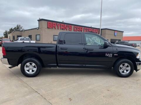 2019 RAM Ram Pickup 1500 Classic for sale at Bryans Car Corner in Chickasha OK