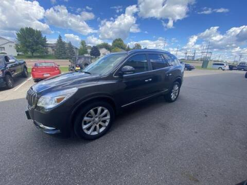 2017 Buick Enclave for sale at Waconia Auto Detail in Waconia MN
