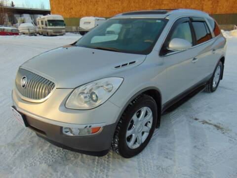 2009 Buick Enclave for sale at Dependable Used Cars in Anchorage AK