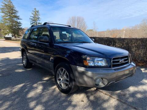 2005 Subaru Forester for sale at 100% Auto Wholesalers in Attleboro MA