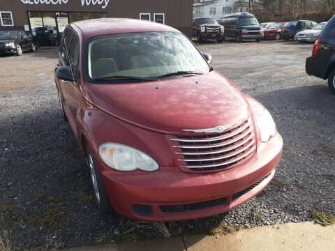 2006 Chrysler PT Cruiser for sale at QUICK WAY AUTO SALES in Bradford PA
