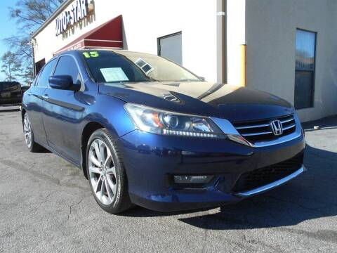 2015 Honda Accord for sale at AutoStar Norcross in Norcross GA