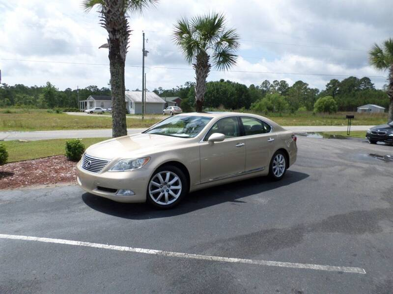 2007 Lexus LS 460 for sale at First Choice Auto Inc in Little River SC
