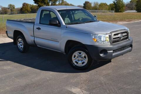 2010 Toyota Tacoma for sale at GLADSTONE AUTO SALES    GUARANTEED CREDIT APPROVAL in Gladstone MO