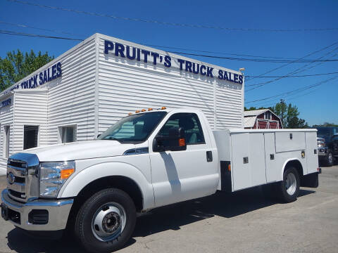 2016 Ford F-350 Super Duty for sale at Pruitt's Truck Sales in Marietta GA