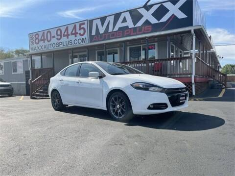 2016 Dodge Dart for sale at Maxx Autos Plus in Puyallup WA