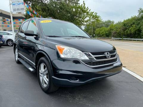 2011 Honda CR-V for sale at WOLF'S ELITE AUTOS in Wilmington DE