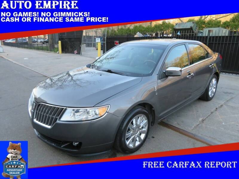 2012 Lincoln MKZ for sale at Auto Empire in Brooklyn NY