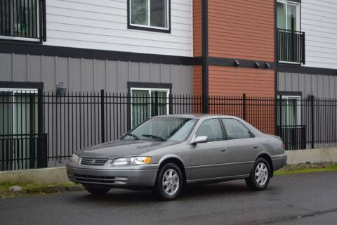 1999 Toyota Camry for sale at Skyline Motors Auto Sales in Tacoma WA