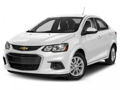 2019 Chevrolet Sonic for sale at HILAND TOYOTA in Moline IL