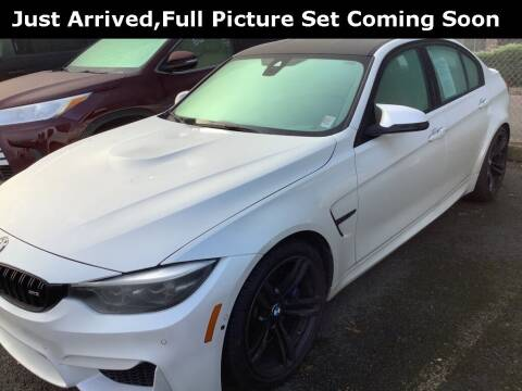 2018 BMW M3 for sale at Royal Moore Custom Finance in Hillsboro OR