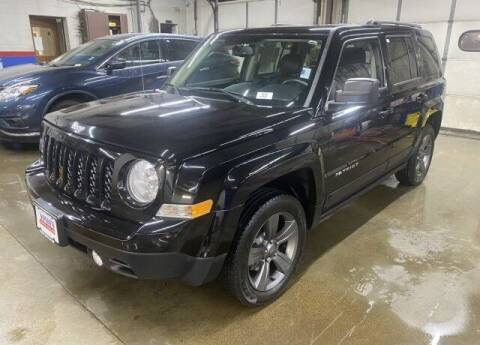 2015 Jeep Patriot for sale at Sonias Auto Sales in Worcester MA