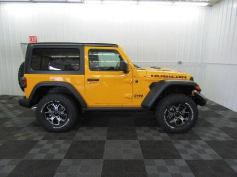 2021 Jeep Wrangler for sale at Michigan Credit Kings in South Haven MI