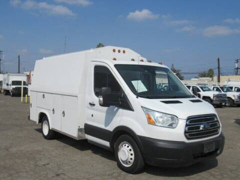 2016 Ford Transit Chassis Cab for sale at Atlantis Auto Sales in La Puente CA