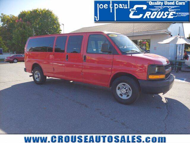 2011 Chevrolet Express Passenger for sale at Joe and Paul Crouse Inc. in Columbia PA