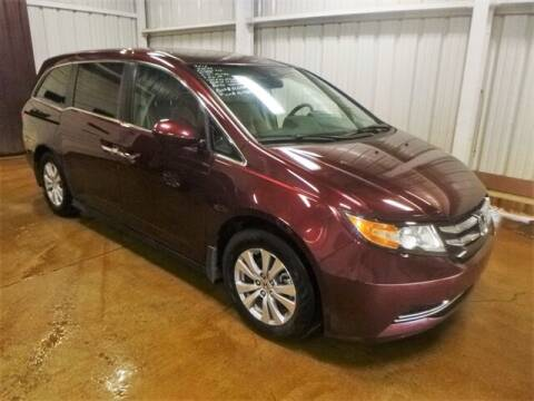 2016 Honda Odyssey for sale at East Coast Auto Source Inc. in Bedford VA