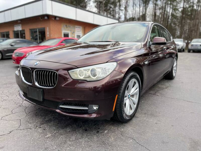 2010 BMW 5 Series for sale at Magic Motors Inc. in Snellville GA