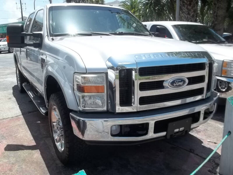 2008 Ford F-250 Super Duty for sale at PJ's Auto World Inc in Clearwater FL