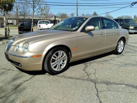 2005 Jaguar S-Type for sale at Jan Auto Sales LLC in Parsippany NJ