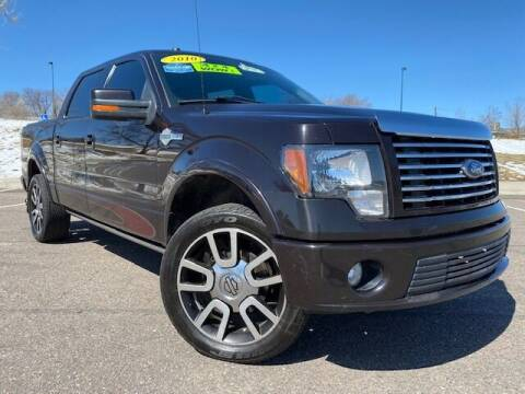 2010 Ford F-150 for sale at UNITED Automotive in Denver CO
