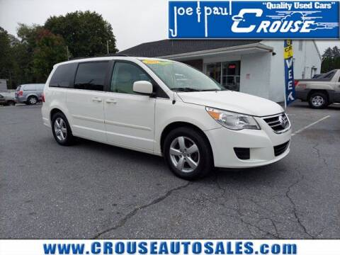 2009 Volkswagen Routan for sale at Joe and Paul Crouse Inc. in Columbia PA