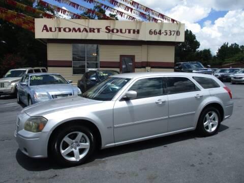 2007 Dodge Magnum for sale at Automart South in Alabaster AL