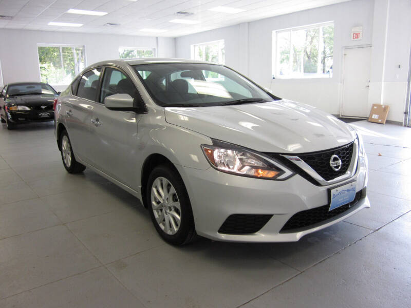 2018 Nissan Sentra for sale at Brick Street Motors in Adel IA