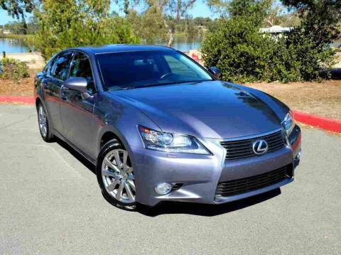 2015 Lexus GS 350 for sale at Korski Auto Group in National City CA