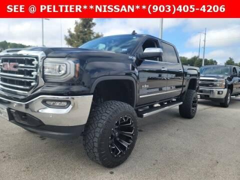 2018 GMC Sierra 1500 for sale at TEX TYLER Autos Cars Trucks SUV Sales in Tyler TX